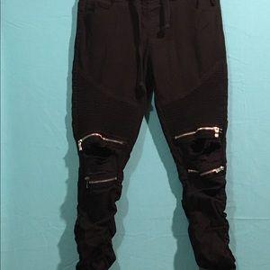 American Bazi Moto Jeans